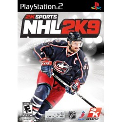 NHL 2K9 - PlayStation 2 Game