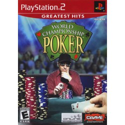 World Championship Poker - PlayStation 2 Game
