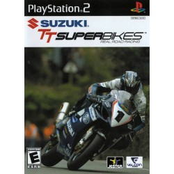 Suzuki Superbikes - PlayStation 2 Game