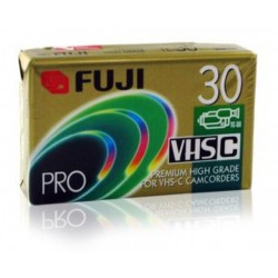 Fuji Premium High Grade VHS-C Video Tape
