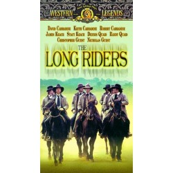 The Long Riders (VHS)