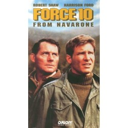 Force 10 From Navarone (VHS)