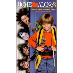 Home Alone 3 (VHS)