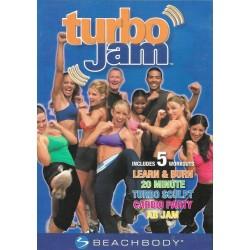 Beachbody: Turbo Jam – Two-Disc Edition (DVD)