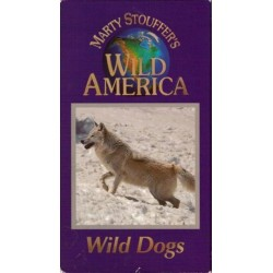 Marty Stouffer's Wild America: Wild Dogs (VHS)