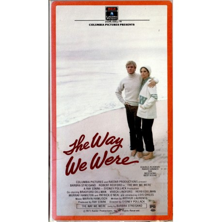 The Way We Were (VHS)