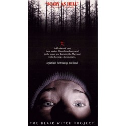 The Blair Witch Project (VHS)