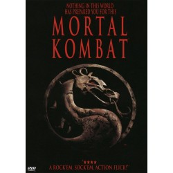Mortal Kombat – Single-Disc Widescreen, Full Screen Edition (DVD)