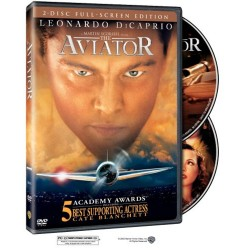 The Aviator – Two-Disc Full Screen Edition (DVD)