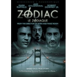 Zodiac - Single-Disc Widescreen Edition (DVD)