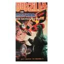Godzilla & Mothra: The Battle for Earth (VHS)