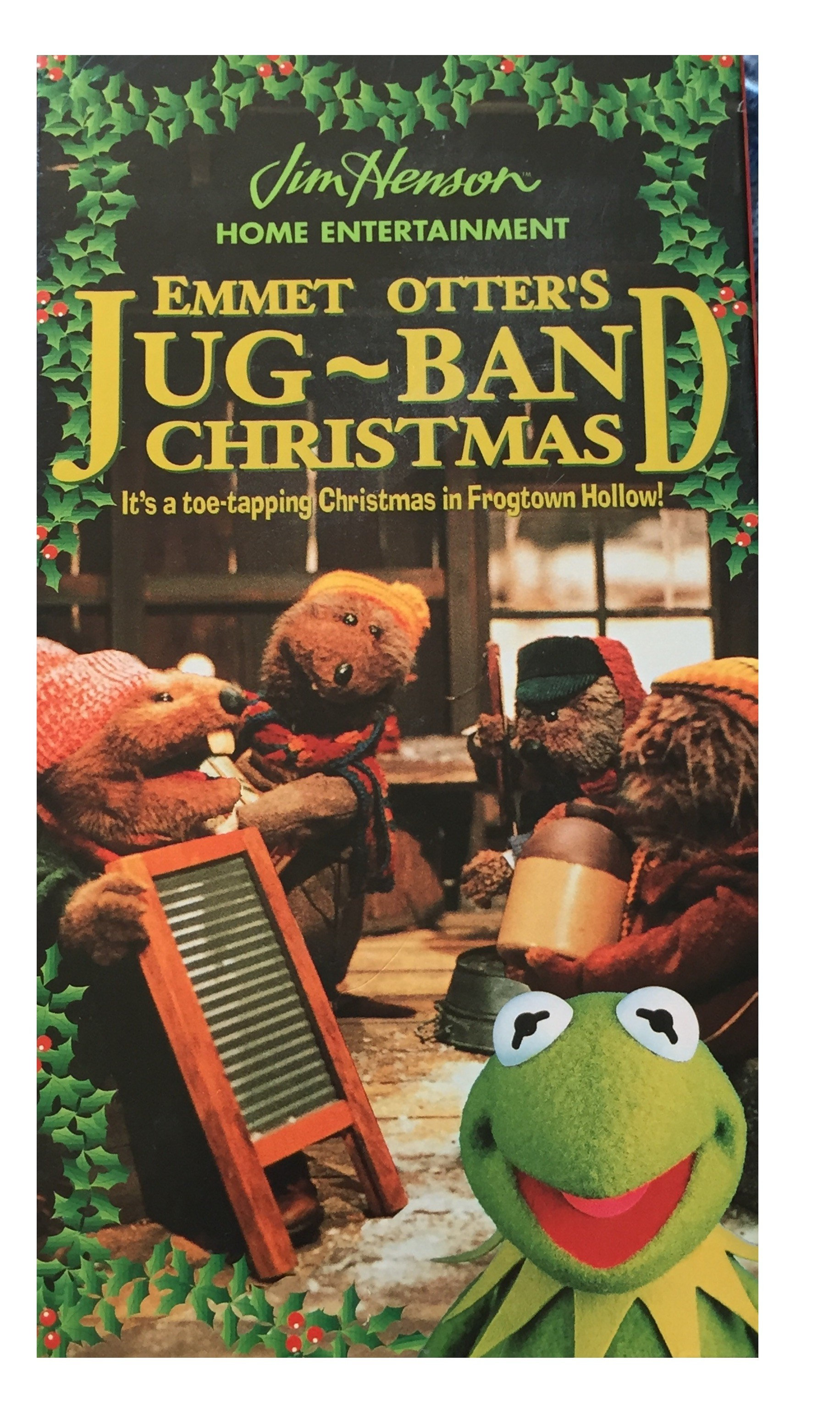 Emmet Otters Jug Band Christmas Book.Emmet Otter S Jug Band Christmas Vhs Arz Libnan