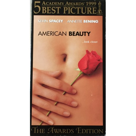 American Beauty - The Awards Edition (VHS)