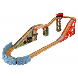 Thomas & Friends™ Wooden Railway Speedy Surprise Drop Set