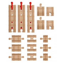 Thomas & Friends™ Wooden Railway Sure-Fit Track Pack