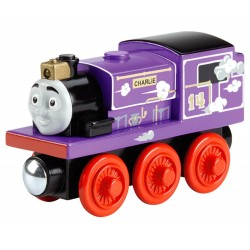 Thomas & Friends™ Wooden Railway Roll & Whistle Charlie