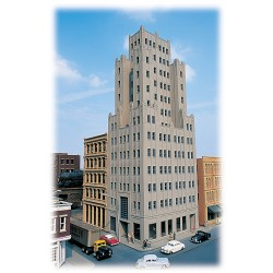 Trade Tower - Cityscenes™ Building Kit (HO Scale)