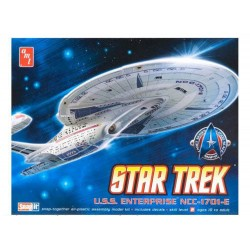 Star Trek U.S.S. Enterprise NCC-1701-E Plastic Model Kit from the Cadet Series 1/2500 AMT
