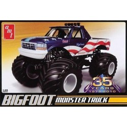 Bigfoot Ford Monster Truck Plastic Model Kit 1/25 AMT