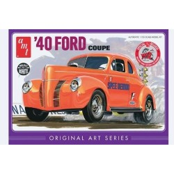 1940 Ford Coupe Original Art Series Plastic Model Kit 1/25 AMT