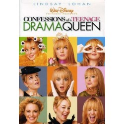 Confessions of a Teenage Drama Queen – Single-Disc Full Screen Edition (DVD)