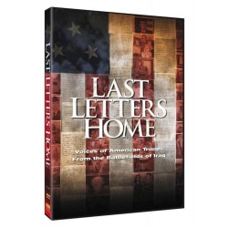 Last Letters Home – Single-Disc Full Screen Edition (DVD)
