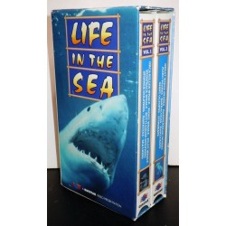 Life in the Sea, Volume 1 & 2 (VHS)