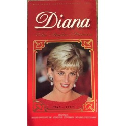 Diana: The People's Princess 1961 - 1997 (VHS)