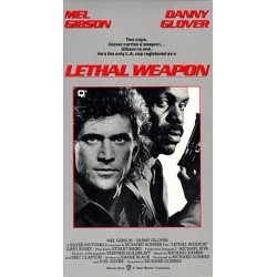 Lethal Weapon (VHS)