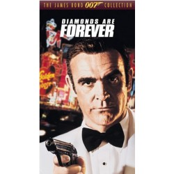 Diamonds are Forever – The James Bond 007 Collection Series (VHS)