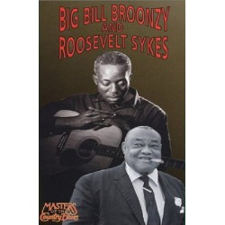 Big Bill Broonzy & Roosevelt Sykes – Masters of the Country Blues (VHS)