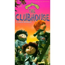 Cabbage Patch Kids: The Clubhouse (VHS)