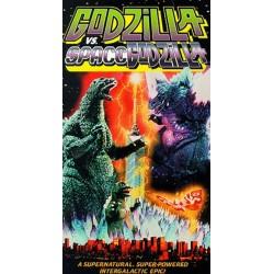 Godzilla Vs. Space Godzilla (VHS)