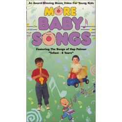 More Baby Songs (VHS)