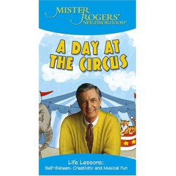 Mister Rogers' Neighborhood: A Day at the Circus (VHS)