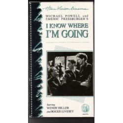 I Know Where I'm Going: Michael Powell and Emeric Pressburger (VHS)