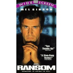 Ransom - Wide Screen Collector's Edition (VHS)