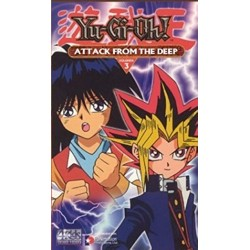 Yu-Gi-Oh!, Vol.3 Attack From The Deep (VHS)