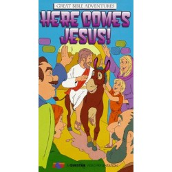 Great Bible Adventures: Here Comes Jesus! (VHS)