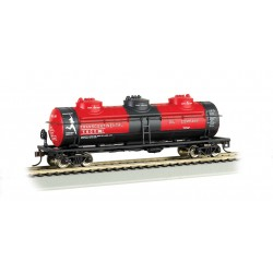 Transcontinental Oil Company - 40' Three-Dome Tank Car (HO Scale)