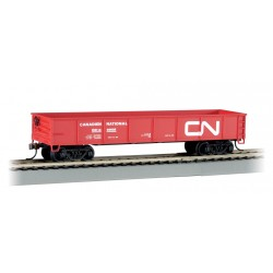 Canadian National - 40' Gondola (HO Scale)