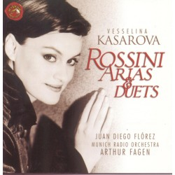 Vesselina Kasarova - Rossini Arias and Duets (Audio CD)