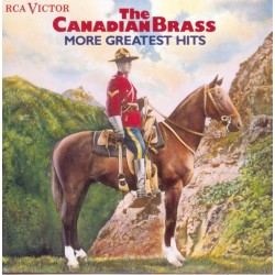 The Canadian Brass: More Greatest Hits (Audio CD)