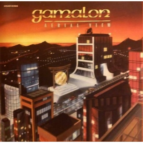 Aerial View - Gamalon (Audio CD)
