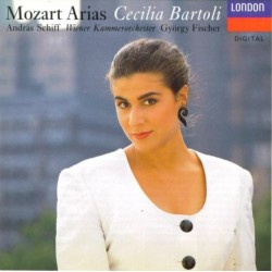 Mozart Arias - Cecilia Bartoli (Audio CD)