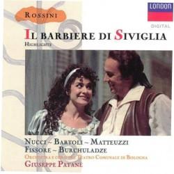 Rossini: Il Barbiere Di Siviglia * Highlights (Audio CD)