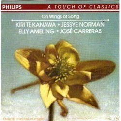 A Touch of Classics: On Wings of Song (Audio CD)