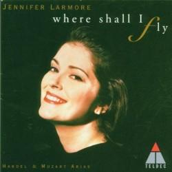 Jennifer Larmore - Where Shall I Fly (Audio CD)