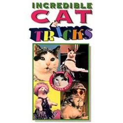 Incredible Cat Tricks (VHS)