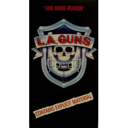 L.A. Guns - One More Reason (VHS)